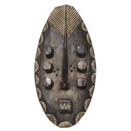 グレボ族 六つ目の仮面 / Grebo Mask