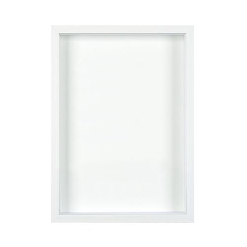 アートボックスフレーム ホワイト<A4サイズ用>