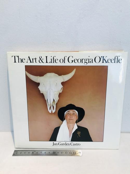 洋書 ジョージア・オキーフ THE ART&LIFE OF GEORGIA O'KEEFFE