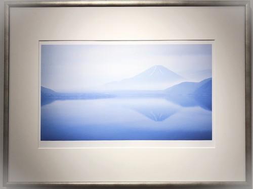 A2和紙プリント(額装付き)【Blue reflection:青いリフレクション】