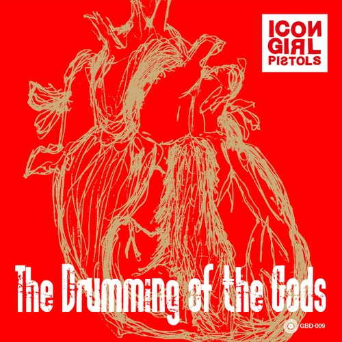 【AUDIO DATA】icon girl pistols「神様のドラム -The Drumming of the Gods」