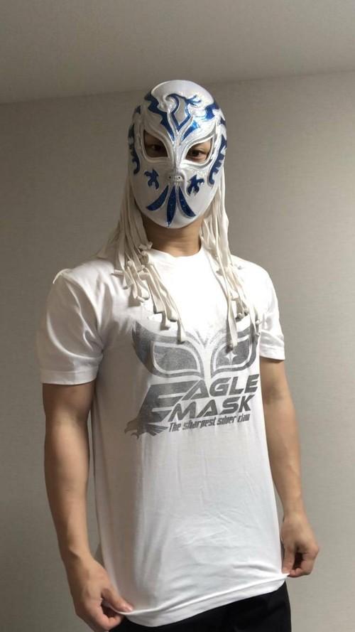 イーグルマスクオリジナルTシャツ