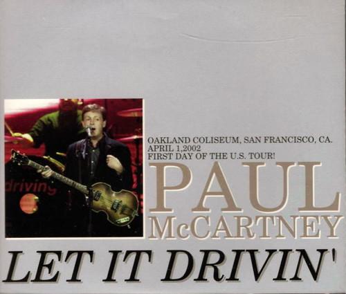 PAUL McCARTNEY / LET IT DRIVIN'