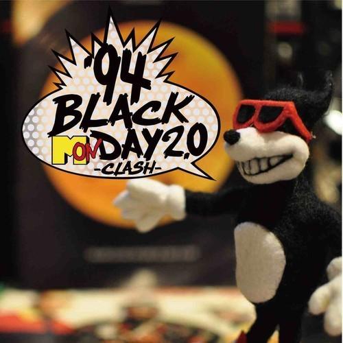 '94 BLACK MONDAY 2.0 -CLASH-  [LIVE] [MIX CD]