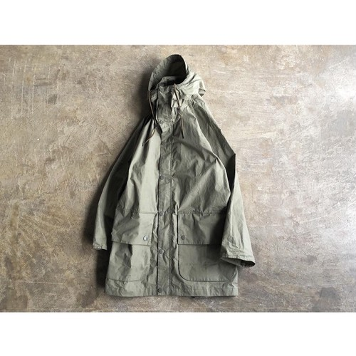 Barbour(バブアー) Oversized Hooded Bedale Hybrid