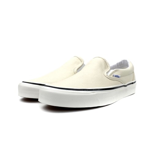 VANS CLASSIC SLIP-ON 98 DX / OG WHITE