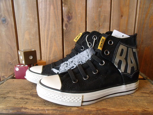 CONVERSE★【CHILD ALL STAR】< BATMAN HI>