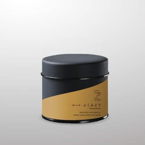 2018NEW ふくみどり - 棒ほうじ茶 - 30g(茶缶)