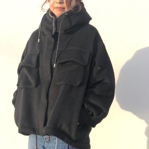 【 CYNICAL 】- 052-94002 - シャギー×ボアドルマンジャケット