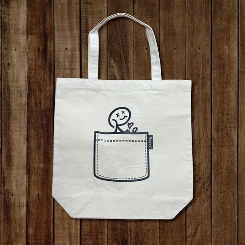 【先行受注販売】ラー子 キャンバストート【当店限定】