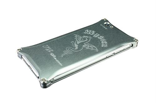 iPhone 6/6s用 ワイバン スマートフォンケース シルバー[XXSP-0001-SV]