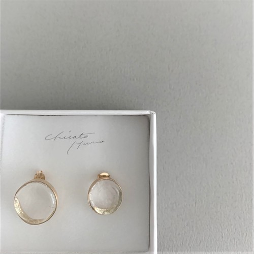Chisato Muro   Bubble Earrings