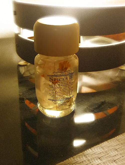 ハーバリウム 自作 胡椒瓶 小 B