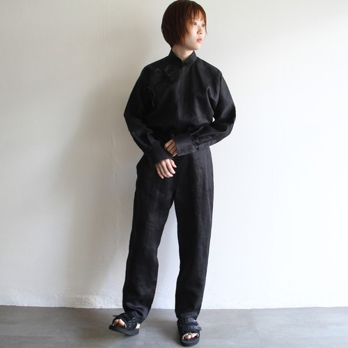 JUN MIKAMI 【 womens 】irish linen china combination