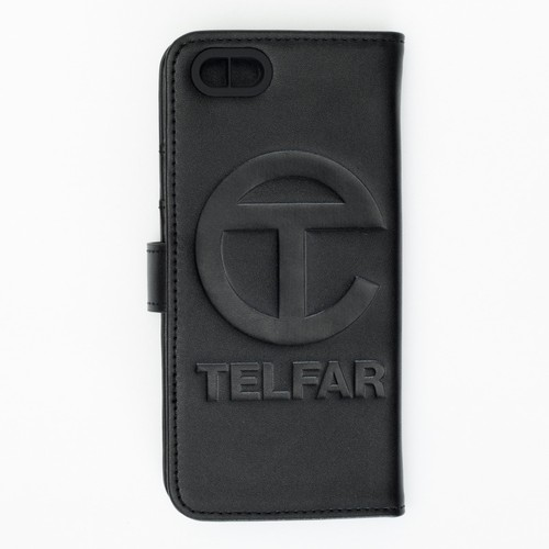 NaNa-NaNa×TELFAR/ iPhone 6s. 6 CASE-black-