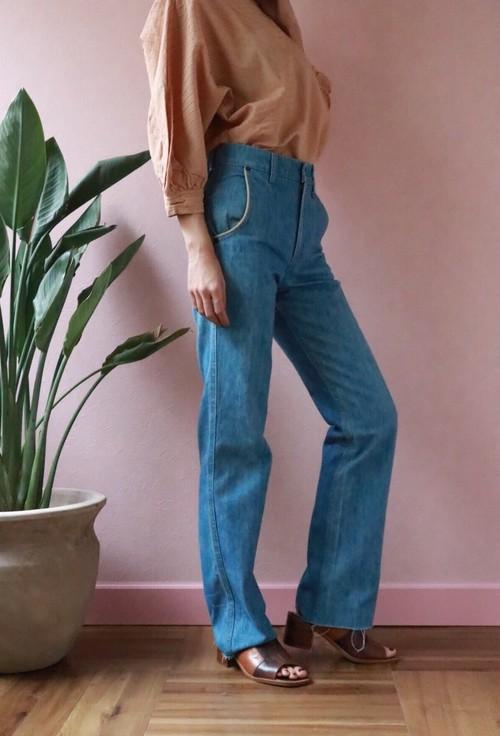 70s Levi's denim pants