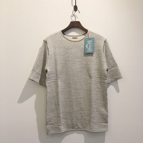 FRENCH ARMY SWEAT (HEATHER GRAY) / LOST CONTROL