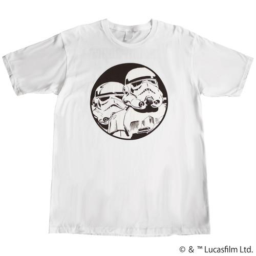 【スター・ウォーズ】ストームトルーパー|両面プリントTシャツ