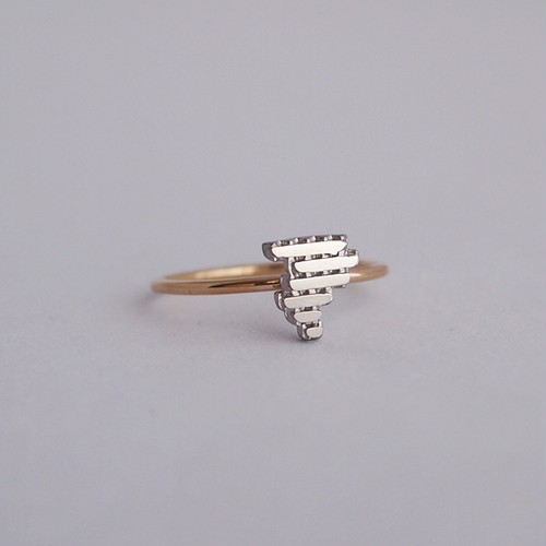 竜巻-tornade/Weather Forecast Ring