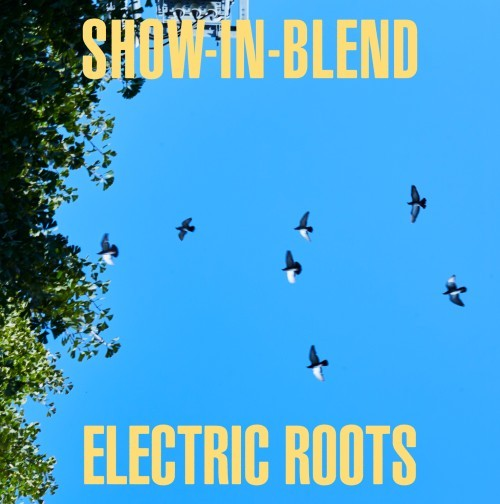 【ラスト1/CD】Coffee&Cigarettes Band - Show-In Blend