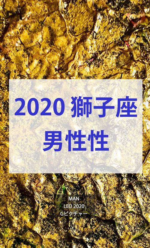 2020 獅子座(7/22-8/22)【男性性エネルギー】