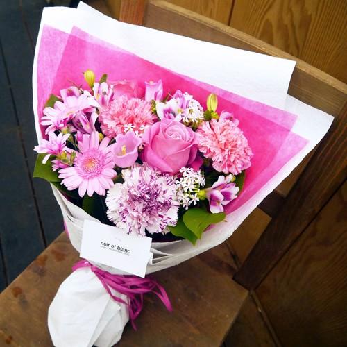 【母の日限定】Mother'Day bouquet Pink