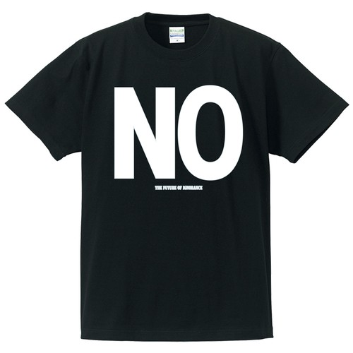 NO!【FULL COLOR / T-SHIRT】
