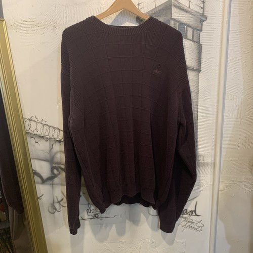 IZOD cotton knit