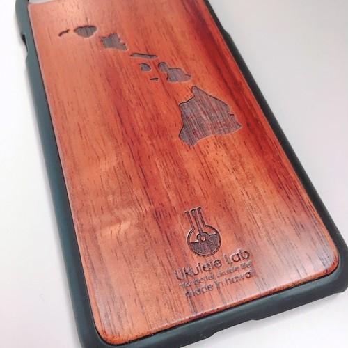 【Ukulele Lab】コア製 iphone ケース8/7Plus