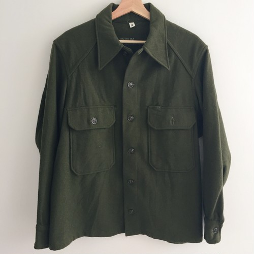Olive Pockets Shirt