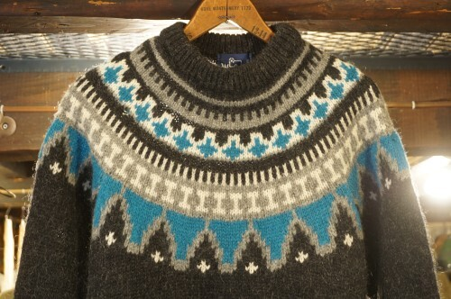 80's Woolrich Nordic Sweater