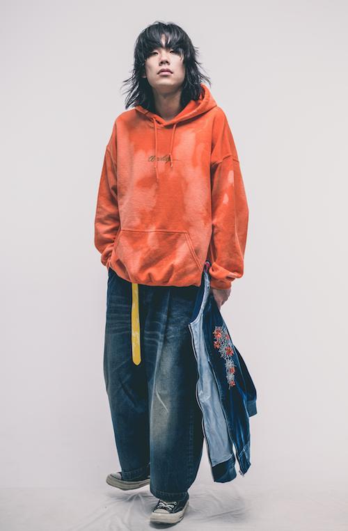 EFFECTEN(エフェクテン) bleach hoodie