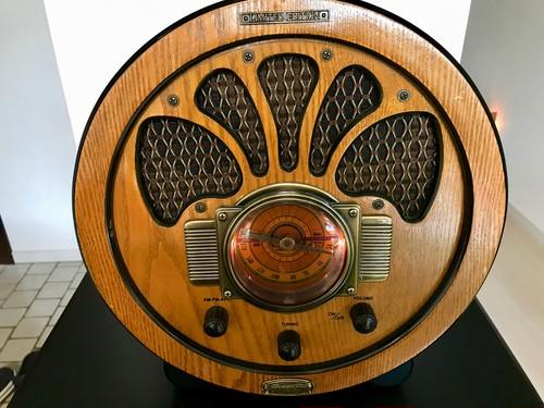 クラウスレイ ラジオ CROSLEY CR36 LIMITED EDITION