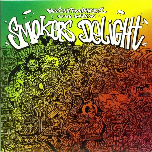 (2LP)Nightmares On Wax 「SMOKERS DELIGHT」