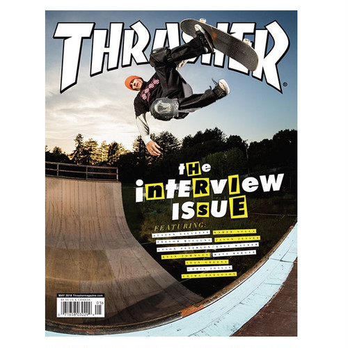 THRASHER - MAY 2018. Issue 454
