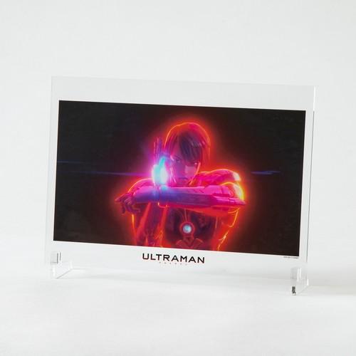 【6月上旬発売予定】アニメ「ULTRAMAN」アクリルパネル【A4】-早田進次郎-