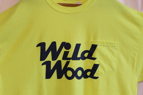 THE DAY ON THE BEACH / Wild Wood T - Shirts