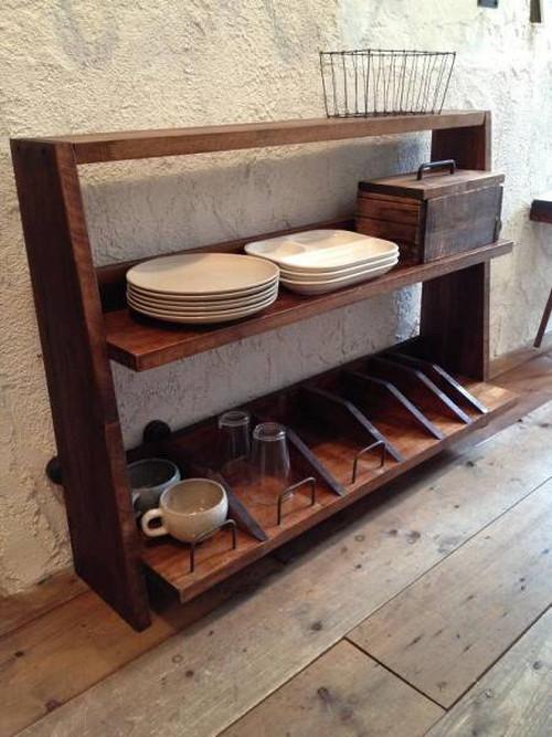 数量限定 CBS-AN-70 シェルフ 棚 アイアン ディスプレイ 食器棚 キッチン 飾り カップボード 家具 収納 本棚ディスプレイラック 収納 キッチン サイスオーダー可能
