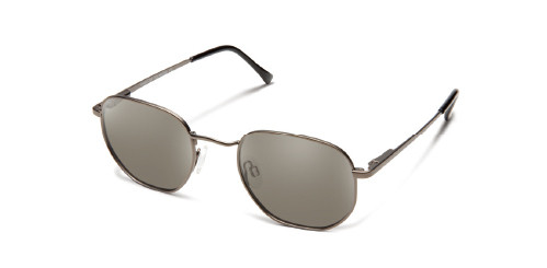 DEL RAY / MATTE GUNMETAL / GRAY