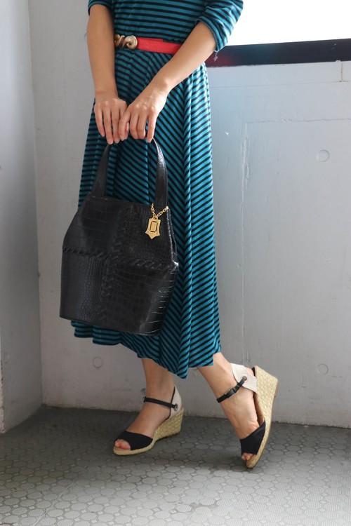 Yves Saint Laurent leather bag