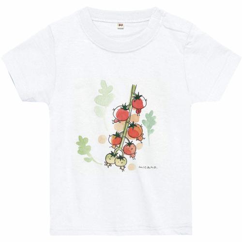 ベビーTシャツ(トマトリちゃん)