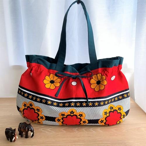 カンガのグラニ―バッグ