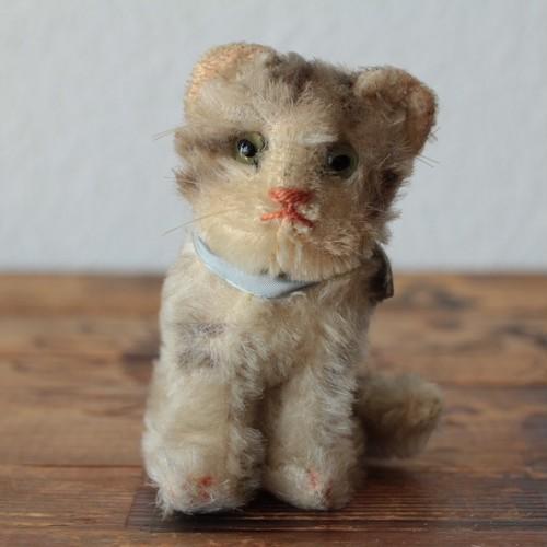 [184]アンティークシュタイフ ネコのSusi Cat スージーキャット 10cm