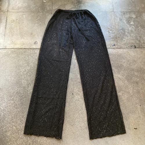 00s Lace Pants