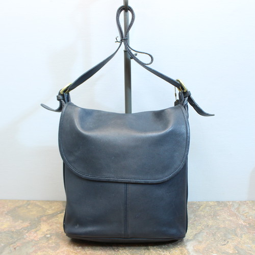 .OLD COACH LEATHER SHOULDER BAG MADE IN USA/オールドコーチレザーショルダーバッグ 2000000033143