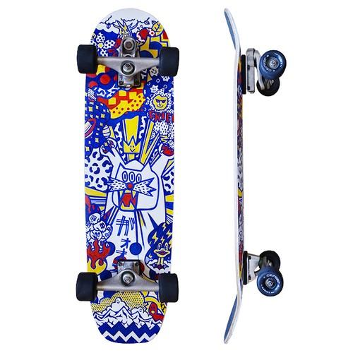 carver × ITOKiN (カーバースケートボード)