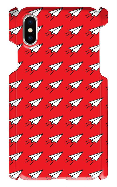 スマホカバー:iPhoneX(RED)