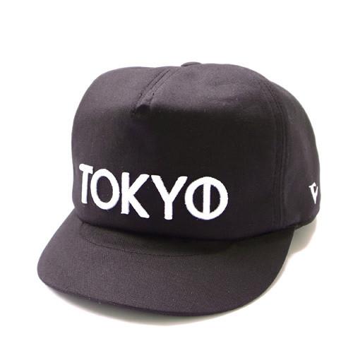 TONBOWのTOKYO CAP -BLACK-