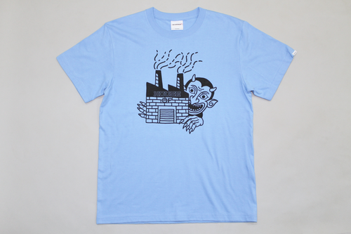 """ HOUSE OF ""  TEE SH   -SAXxBLK-"