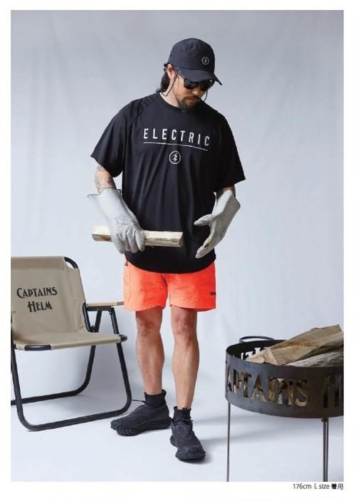 ELECTRIC/DRY RAGLAN TEE (フロントプリント)